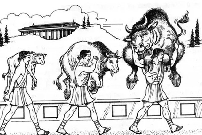 The-Milo-of-Croton-Story
